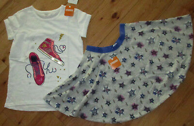 NEW GYMBOREE MANY SIZES GYMFRIENDS SET DISNEY BELLE TOP COSMIC CLUB LEGGINGS