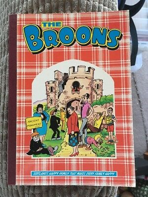 THE BROONS ANNUAL 1985 *** Unclipped ***