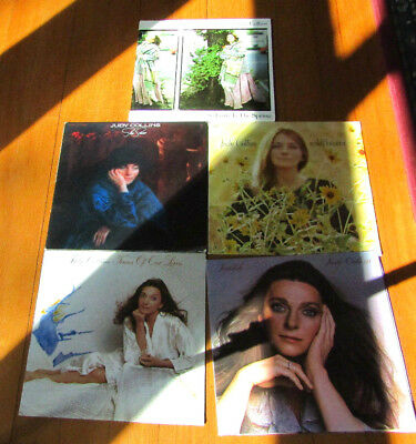 JUDY COLLINS(LOT OF 5)LPs