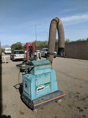 Aercology's Weld Air Fume Extractor Air Cleaner Smoke Dust Collector