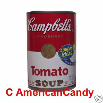Delikat:  3x Campbell's Tomato Soup amerikanische Tomatensuppe USA
