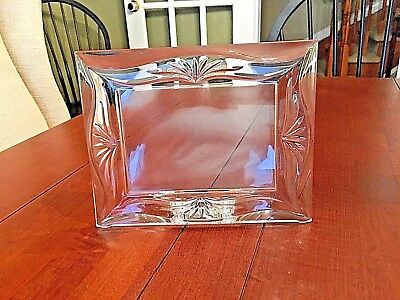 MARQUIS WATERFORD CRYSTAL Picture Frame - ROSELLE #10518 - 5 Germany