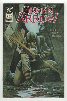 Green Arrow - No 2  - 1988