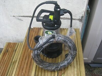 JS 150 SV AUTOMATIC, SUBMERSIBLE VORTEX PUMP. POSSIBLE POND PUMP? (No 1 of 4)
