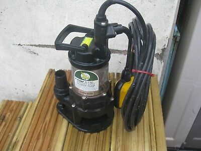 JS 150 SV AUTOMATIC, SUBMERSIBLE VORTEX PUMP. POSSIBLE POND PUMP (4 of 4) listed