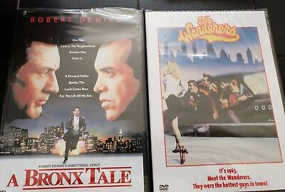A Bronx Tale & The Wanderers Get Both Dvds For The Price Of 1 Newyork Gangster