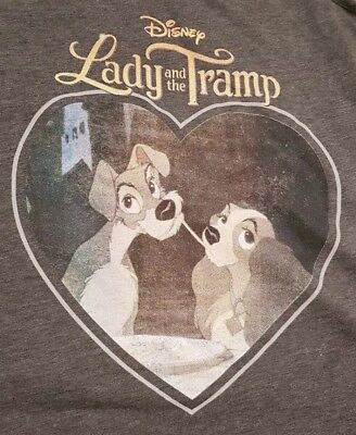 Disney Lady And The Tramp Cami Top Bella Notte Size L