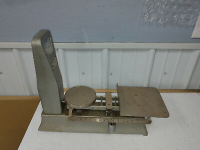 Vintage The Exact Weight Scale Co. Columbus OH Type 200  5  lb. capacity
