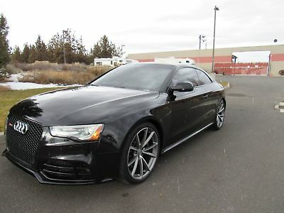 2015 Audi RS 5 Quattro Coupe Only 16K Miles!  2015 Audi RS 5 Quattro Coupe Only 16K Miles!
