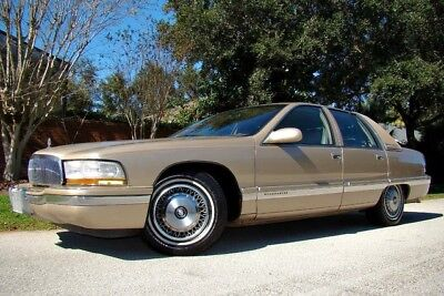 1996 Buick Roadmaster  1996 BUICK ROADMASTER LIMITED COLLECTORS EDITION! LOW MILES! 2 OWNER! FL!