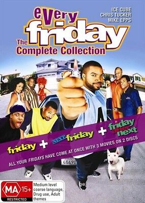 Every Friday - The Complete Friday Collection, DVD