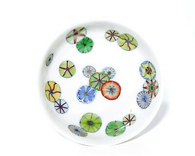 """A Chinese """"Flower-Ball"""" Porcelain Dish"""