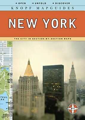 Knopf MapGuide New York (Knopf Mapguides) by Knopf MapGuides Book The Cheap Fast