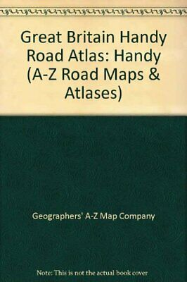 Great Britain Handy Road Atlas: Handy (A-Z ... by Geographers' A-Z Map Paperback
