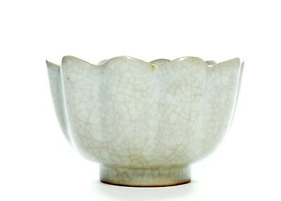 """A """"Guan-Type"""" Chinese Porcelain Bowl"""
