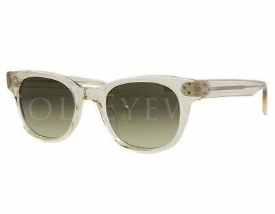 e08a681cd1 NEW OLIVER PEOPLES Afton Buff Chrome Olive PhotoChromic VFX ...