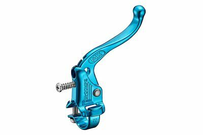 Dia-Compe MX123/Tech-4 22.2mm Brake Lever Pair Old School Vintage BMX -Blue