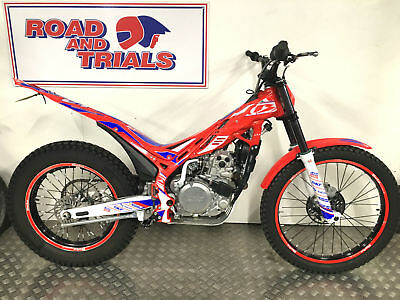 2017 Beta EVO 300 4 Stroke Factory One Owner Excellent Condition Road Registered
