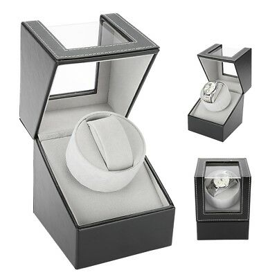 Automatic Mechanical Watch Winder Shaker Motor Electric Rotary Sway Storage Box