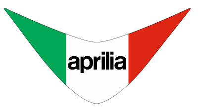 Windscreen Sticker Decal for Aprilia TuonoV4 16-18 - COLOUR CHOICE*