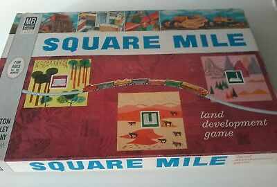 Square Mile  .MB Spiele 1962 rar
