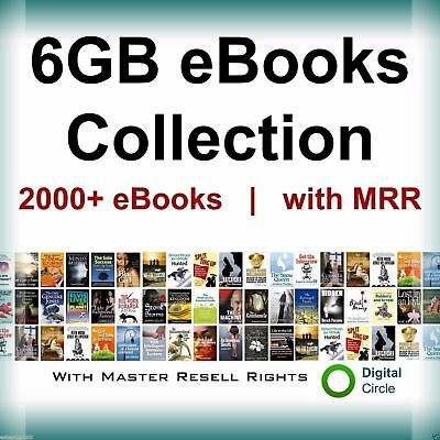 Over 250,000 + eBooks, PLR Articles, Quotes, Resell Rights (sales page included)