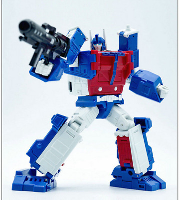 Transformers PAPA TOYS PPT-05 Ultra Magnus mini Robot Action Figure New
