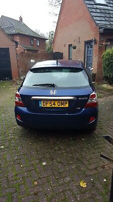 Honda Civic 1.6 - Spares or Repair - Non Runner - Vehicle to be towed away.
