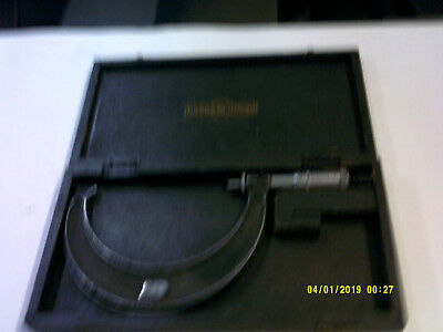 "micrometer 4 to 5"" by moore and wright"
