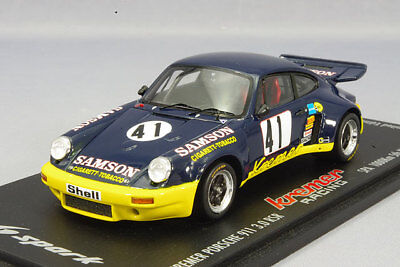 Kremer Racing x kaneko Office 1:43 Porsche 911 RSR GR4 1974 Spa 1000Km #41