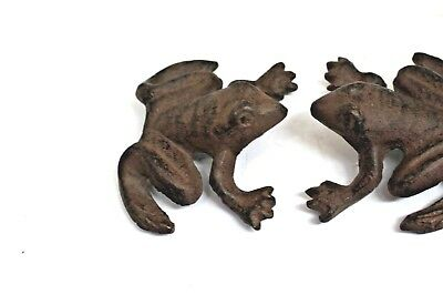 Cast Iron Frog  ?paperweights?