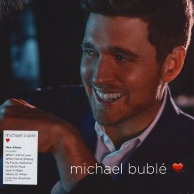 """Michael Buble """"Love"""" - BRAND NEW SEALED CD"""
