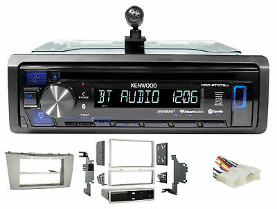 Kenwood CD Radio Receiver w/Bluetooth iPhone/Android/ For 2007-2011 Toyota Camry
