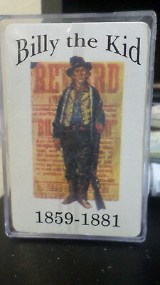 Billy the Kid Playing Cards-NEW/SEALED