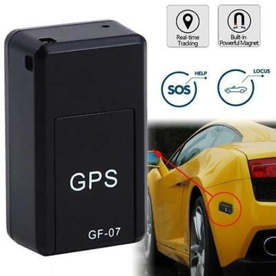 GPS Mini Portable Real Time Personal Vehicle Tracker Locator Device Positioner