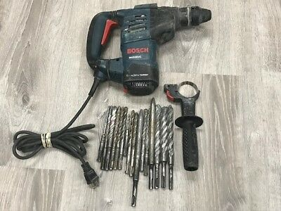 "Bosch RH328VC 1-1/8"" SDS-Plus Rotary Hammer With Assorted Bits"
