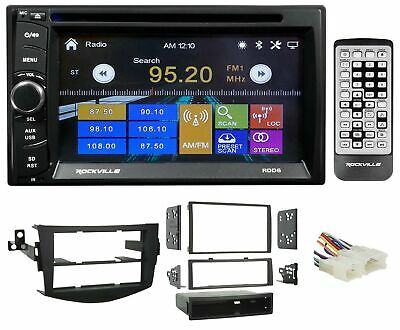 6.2'' DVD/iPhone/Android/Bluetooth/USB Player Receiver For 2006-12 Toyota Rav4