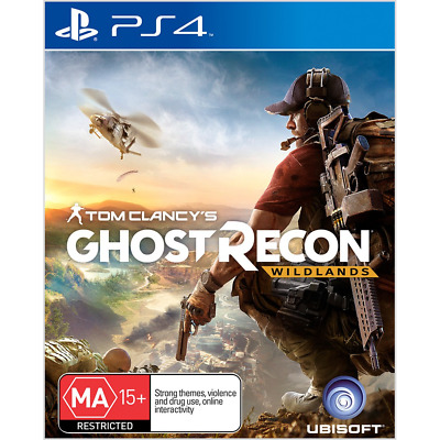 Tom Clancy's Ghost Recon: Wildlands - PlayStation 4 - BRAND NEW