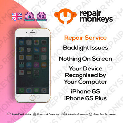 Repair Service For Iphone 6S 6S Plus Backlight Ic Nothing On A Screen