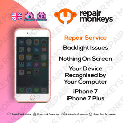 Repair Service For Iphone 7 7 Plus Backlight Ic Nothing On A Screen