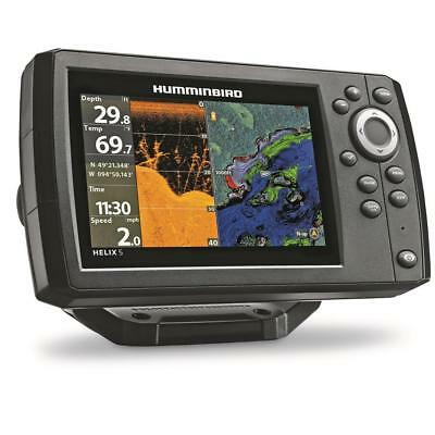 Humminbird Helix 5 - Chirp - Di - Gps G2 W/ Navionics Us And Canada