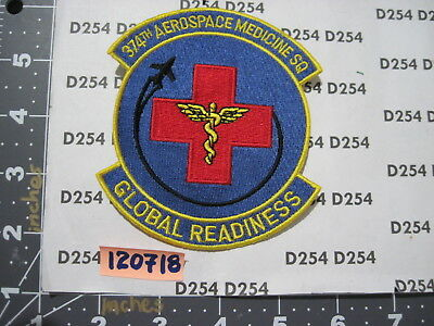 USAF AIR FORCE Squadron Patch 374th AEROSPACE MEDICINE SQUADRON