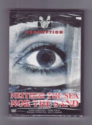 (DVD) Neither The Sea Nor The Sand / Redemption / NEW