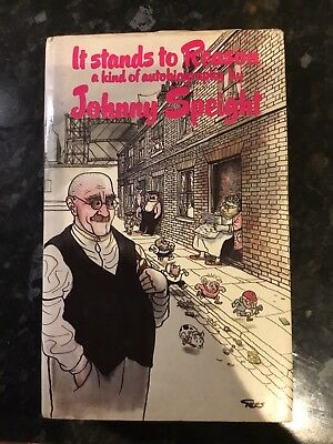 Giles Cartoon Slip Cover It Stands To Reason