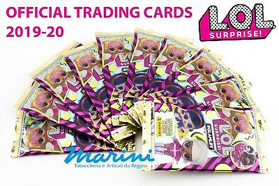 Lol Surprise! 2 Glamlife 2020 Official Trading Cards Card 10 Bustine Panini