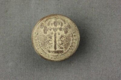 Civil War Confederate South Carolina Coat Button Dug Massaponax Church VA