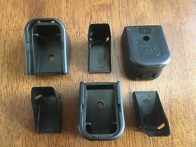 Glock Factory +2 Magazine Extension W/ Insert Sp07165, Sp07151*FREE SHIP**THREE
