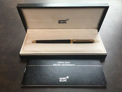 Montblanc Noblesse Oblige Rollerball with Original Box and Booklet