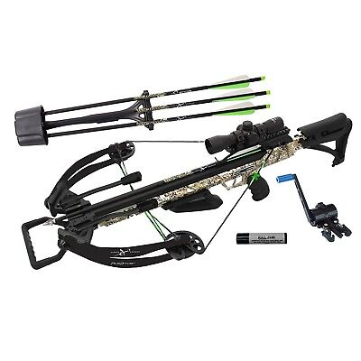Carbon Express 20310 XForce PileDriver 390 Crossbow with Crank
