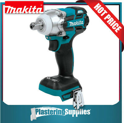 """Makita Brushless Cordless Impact Wrench 3 Speed 1/2"""" Dr XWT11 Tool Only"""